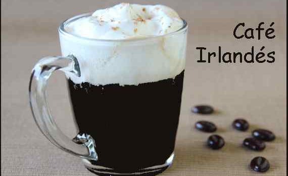 cafe irlandes paso a paso