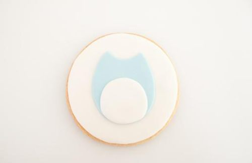galletas decoradas con fondant baby shower