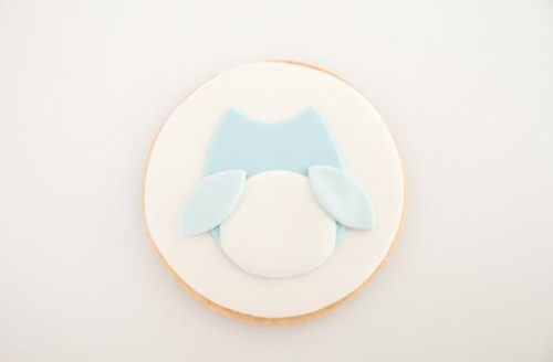 galletas decoradas con fondant para regalar