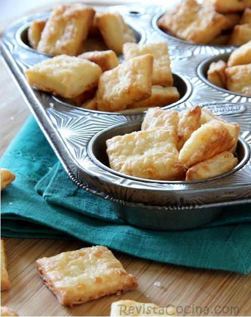 receta galletas saladas de queso1